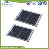 20W polykristalline TUV Panelsun-Batterie-Solarbatterie