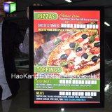 表示Signboardを広告するための防水屋外LEDポスターフレーム