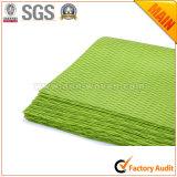 No 100% бумаги упаковки полипропилена Nonwoven 3 apple - зеленый цвет
