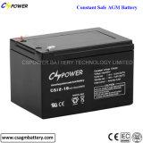 Batterie d'acide de plomb 12V150ah de fournisseur de bonne qualité pour la mémoire solaire