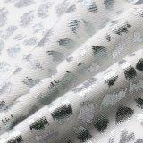 Tissu de denim de Spandex de coton d'impression pour les jeans et la jupe