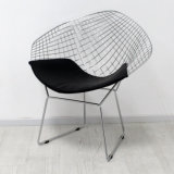 Design domestico Furniture Metal Chairs con New Design