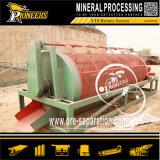 Planta giratória pequena da lavagem da mineração do ouro da máquina de limpeza do minério da tela