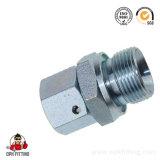 Adaptateur métrique de Hydraulictube d'amorçage mâle avec le joint captif (2MC - WD. 2MD-WD)