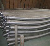 Tubo flexible anular del acero inoxidable
