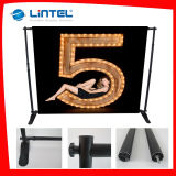 Backwall grande Adjustable surgir Banner Stand (LT-21)