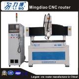 Router de madeira 3-Axis Lbm-1260 do CNC da elevada precisão da libra Lbm-1260