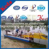 Barco acuático de la máquina segador de Weed del lago