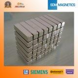 ISO/Ts16949によって証明される常置ネオジムの磁石14年の経験の