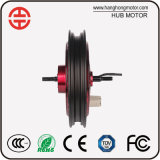 Íman permanente Motor elétrico DC Hub Motor