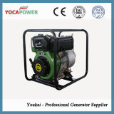 4 인치 휴대용 디젤 엔진 수도 펌프
