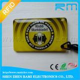 Chip-intelligenter Epoxy-Kleber RFID Keyfob HF-13.56kHz NFC