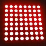 Quadro de avisos azul verde vermelho ao ar livre do sinal do diodo emissor de luz da cor P10