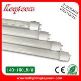 160lm/W, tubo di T8 900mm 11W LED T8 con CE, RoHS