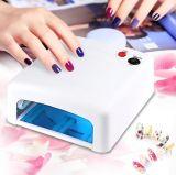 secador do prego do diodo emissor de luz 36W para a luz UV de cura acrílica da lâmpada do gel