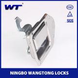 Fechamento do punho da barra do aço inoxidável T da alta segurança de Wangtong