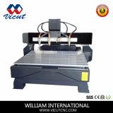 Graveur de commande numérique par ordinateur de travail du bois de machine de gravure de la commande numérique par ordinateur 3D de machine de commande numérique par ordinateur