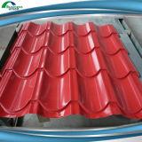 strato ondulato del tetto della lamiera sottile dello zinco di 0.2mm
