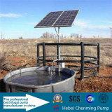Bomba de lagoa de água solar submersível 100 m DC