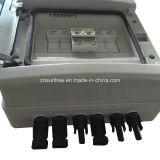 照明保護DCの太陽ジャンクション・ボックスとのDC1000V 2ストリングPVのアレイ