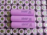 18650-26f Lithium Li Ion Battery pour Lamp E-Bike Withicr18650-26f 2600mAh