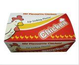 La caisse d'emballage frite de boîte de papier à nourriture/poulet de fritures/emportent le cadre