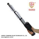 Nachfüllbarer Stun Gun Taktstock mit Flashlight und Alarm (TW-09)