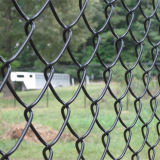 China de alta qualidade PVC Coated Chain Link Fence (CLF)
