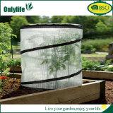 小さいプラントおよび低木のためのPEファブリックポップアップ温室