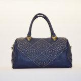 مظلمة - زرقاء نمو سيادة [هند بغ لدي] حقيبة يد