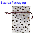 Luxuriöses Printed Wedding Shopping Carrier Gift Paper Packing Bag für Jewelry/Skirt