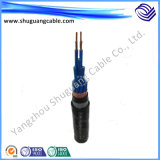 XLPE/PVC/PE/Metallic Screen 또는 Individual Screen/Overall Screen Control Cable