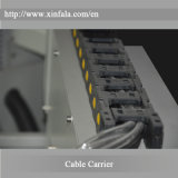 Máquina de grabado Xfl-1325 que talla la máquina para la puerta de cabina