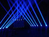 De Straal van Sharpy van de Verlichting van het Stadium van DJ van de Lichten van de disco 230W die HoofdLicht voor de Professionele Gebeurtenis van het Stadium beweegt toont
