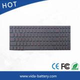 Computer-Tastatur/Laptop-Tastatur/verdrahtete Tastatur für Asus Gl552 Gl552j Gl552jx Gl552V Gl552vl Gl552VW wir Lay-out