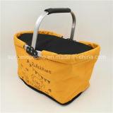 Мешок сформированный корзиной для товаров изолированный более холодный с хорошим качеством
