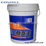 Óleo de lubrificação para o sistema de lubrificação
