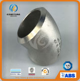 Butt Weld Fittings Stainless Steel Elbow Long Radius 45D Elbow (KT0291)