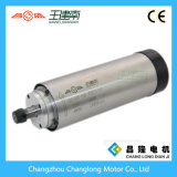 Chang Sheng 800W 400Hz 24000rpm Round Air Cooling Spindle avec 65mm Diameter