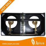 Cuiseur de gaz de panneau d'Aucun-Bâton de bec du principal 2 de Tableau Jp-Gc206t