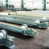 Horizontale Stangenbohrer-Zufuhr für Massenmaterial