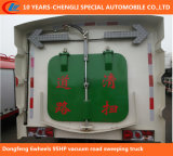 Vegende Vrachtwagen van de Weg van Dongfeng 6wheels 95HP de Vacuüm