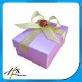 Творческая бумажная упаковывая коробка подарка косметик бумажная