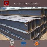 China-Stahlkonstruktion-Träger für Stahlrahmen (S235, S257, S355JR)