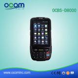 Colector de datos portable con la terminal Handheld de Bluetooth