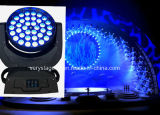 LED36*10W gezoem dat HoofdLicht beweegt