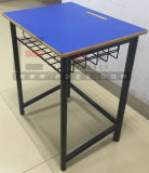 Banco Furniture HPL Student Desk e Chair Student Chair School Desks Compact Desk