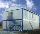 Prefab House Steel Structure Frame