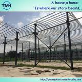 Полуфабрикат снабжение жилищем стальной структуры для пакгауза