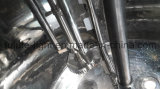 ステンレス鋼AKDのワックスの乳剤システム、ワックスの乳状になるタンク